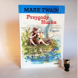 """Twain M. """"Przygody Hucka"""", Warszawa 1993"""