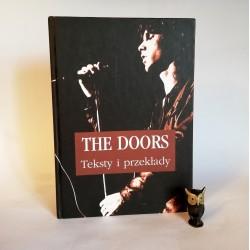"""""""The Doors. Teksty i przekłady"""", Poznań 1998"""