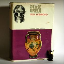 "Hammond N.G.L. ""Dzieje Grecji"" Warszawa 1977"