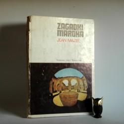 """Mazel J. """"Zagadki Maroka"""" Warszawa1971"""