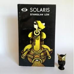 "Lem S. "" Solaris "" Warszawa 1982"