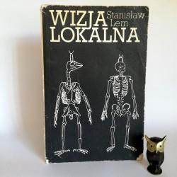 """Lem S. Wizja lokalna """" Kraków 1983"""