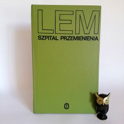"""Lem S. """" Szpital Przemienienia """" Kraków 1982"""