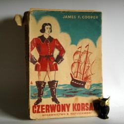 """Cooper J.F """" Czerwony Korsarz"""" Warszawa"""