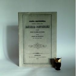 "Długosz J. "" Banderia Prutenorum "" Kraków 1851 reprint"