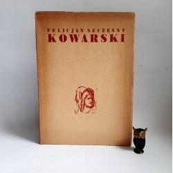 Felicjan Szczęsny Kowarski - Wystawa Pośmiertna - Katalog Wystawy 1949 Warszawa