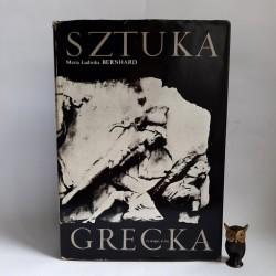 "Bernhard Maria Ludwika "" Sztuka Grecka IV wieku p.n.e. "" Warszawa 1974"