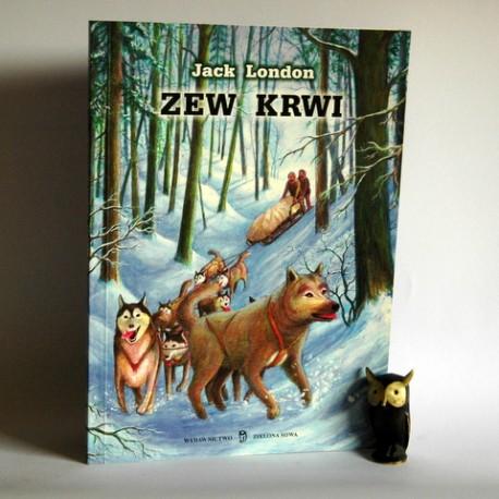 """London J.""""Zew Krwi"""" Kraków 2002"""