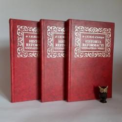 """D'Aubigne, Merle J.H. """" Historya reformacji szesnastego wieku """" Cieszyn 1888"""