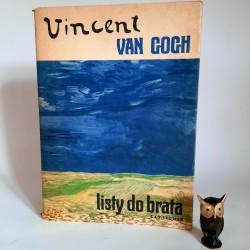 "Vincent van Gogh "" Listy do brata"" Warszawa 1964"