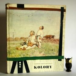 "Goździkiewicz T."" Kolory"" Warszawa 1965"