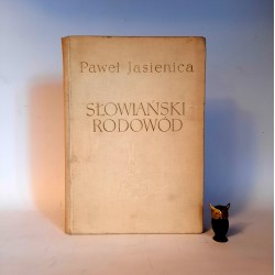 """Jasienica P. """" Słowiański Rodowód """" Warszawa 1961"""