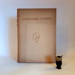 Przewodnik po wystawie jubileuszowej Aleksander Puszkin - Warszawa 1949