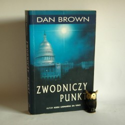 """Brown D. """" Zwodniczy punkt"""" Warszawa 2006"""