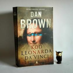 "Brown D. "" Kod Leonarda Da Vinci"" Katowice 2013"