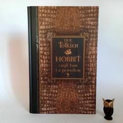"""Tolkien J.R.R. """" Hobbit - czyli tam i z powrotem """" Warszawa 1997"""