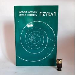 """Resnick R., Halliday D. """" Fizyka 1 """" Warszawa 2001"""