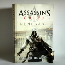 "Bowden O. "" Assassin's Creed Renesans"" Kraków 2010"