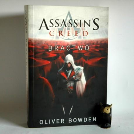 "Bowden O. "" Assassin's Creed Bractwo"" Kraków 2011"