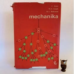 """Kittel C. """" Mechanika """" Warszawa 1973"""
