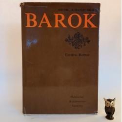"""Hernas C. """" Historia Literatury Polskiej Barok """" Warszawa 1978"""