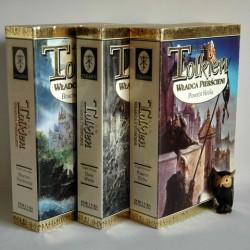 """Tolkien J.R.R """" Władca Pierścieni - TRYLOGIA"""" Poznań 1997"""