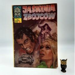 Kapitan Żbik - Jaskinia zabójców - 1981 Wyd. II