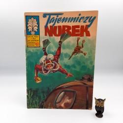 Kapitan Żbik - Tajemniczy nurek - 1978 - Wyd. II