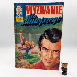 Kapitan Żbik - Wyzwanie dla silniejszego - 1975 Wyd. I