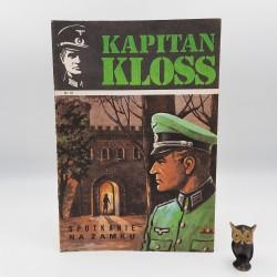 Kapitan Kloss - nr 16 - Spotkanie na zamku - 1988 Wyd. II