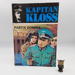 Kapitan Kloss - nr 11 - Partia domina - 1987 Wyd. II