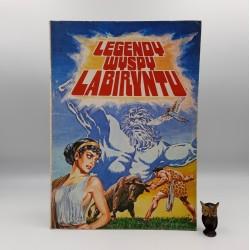 Legendy Wyspy Labiryntu - Warszawa 1989 - Wyd. I