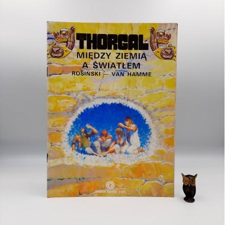 Thorgal - Między ziemią a światłem - Warszawa 1990