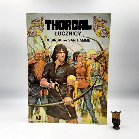 Thorgal - Łucznicy - Warszawa 1989