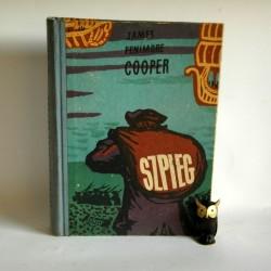 """Cooper J.F """" Szpieg"""" Warszawa 1955"""