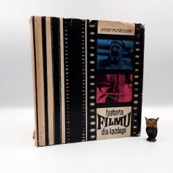 """Płażewski J. """" Historia filmu dla każdego """" Warszawa 1968"""
