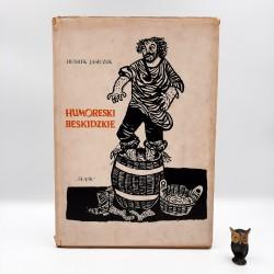 "Jasiczek H. "" Humoreski Beskidzkie "" Katowice 1959"