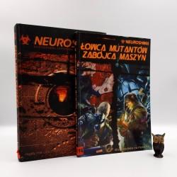 Neuroshima 1.5 - Postapokaliptyczna gra fabularna - 2008 PORADNIK