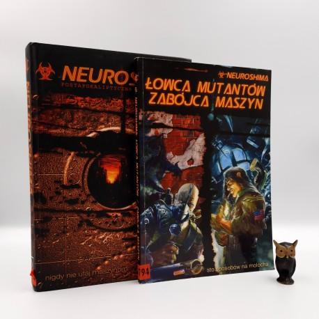 Neuroshima 1.5 - Postapokaliptyczna gra fabularna - 2008