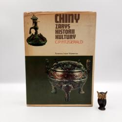 "Fitzgerald C.P. "" CHINY- Zarys historii kultury "" Warszawa 1974"