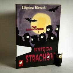 """Nienacki Z. """"Pan samochodzik i księga strachów"""" Łódź 2002"""