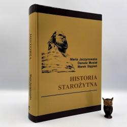 """Jaczynowska M., Musiał, D., Stępień M. """" Historia Starożytna """" Warszawa 2006"""