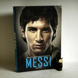"""Faccio L. """" Messi - chłopiec który zawsze się spóźniał (a dziś jest pierwszy)"""" Kraków 2012"""