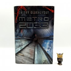 "Glukhovsky D. "" Metro 2033 "" Kraków 2012"