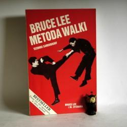 "Bruce Lee "" Metoda Walki- Techniki samoobrony"" cz.1 Warszawa 1993"