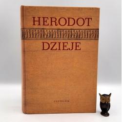 """Hammer S. """" Herodot - dzieje """" Warszawa 2006"""