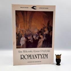 """Witkowska A. """" Romantyzm """" Warszawa 2003"""