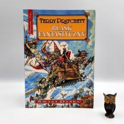 """Pratchett T. """" Blask Fantastyczny """" Świat Dysku"""