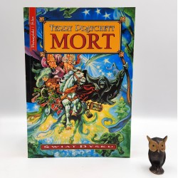 "Pratchett T. "" Mort "" Świat Dysku"