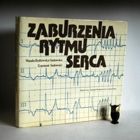 """Rydlewska- Sadowska W., Sadowski Z. """" Zaburzenia rytmu serca"""" Warszawa 1985"""